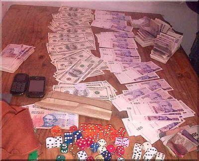 Compraron caballos y lechones con dinero falso y ahora están detenidos