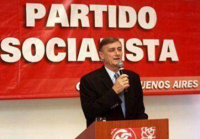 Oficial: el Socialismo va con Stolbizer
