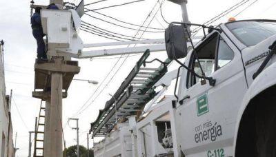 Epec realiza cortes este domingo por mejoras y mantenimiento del servicio