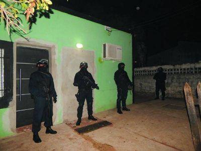 Prosiguen los allanamientos ordenados por el Juzgado Federal de Uruguay