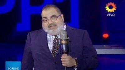 Con humor e iron�a, Jorge Lanata regres� a la televisi�n: