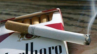 Desde hoy, vuelven a aumentar los cigarrillos