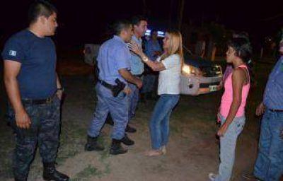 Aída Ayala duplicará el presupuesto en Seguridad
