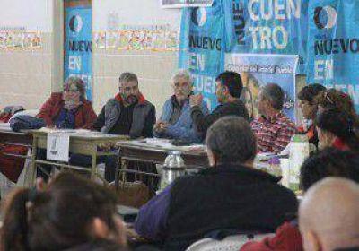 Ciampini suma un nuevo apoyo a su candidatura