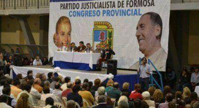 """El PJ exhorto a la """"militancia activa con la conducción de Insfran a defender el modelo"""""""