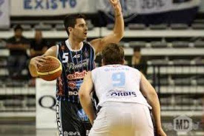 Se le escurrió de las manos... Bahía Basket perdió en el último segundo y quedó eliminado