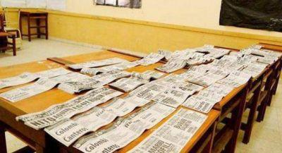 Presentan pedido a la Junta Electoral contra listas espejos