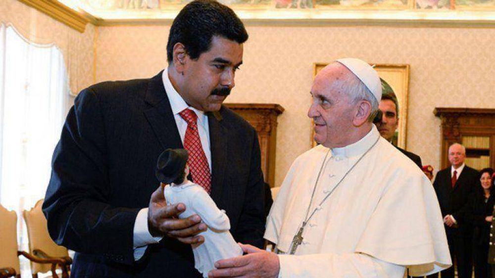 El papa Francisco recibirá esta semana a Maduro, Kirchner y Bachelet en el Vaticano