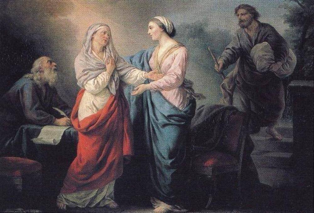 Mons. Lozano: La Virgen María y una visita con mayúsculas