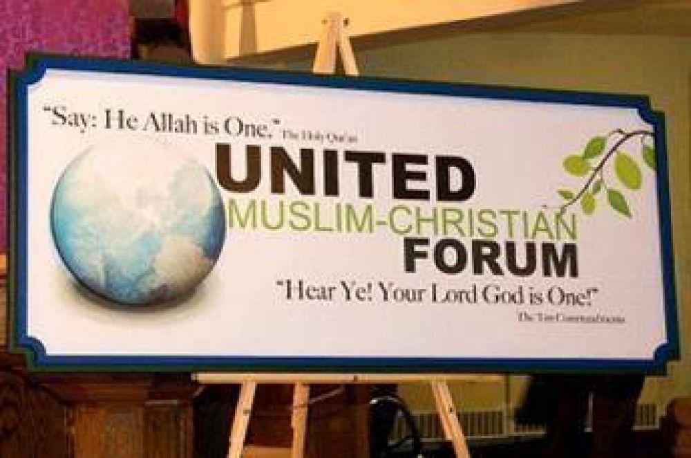 """Religiosos cristianos organizan campaña """"Amaremos a los musulmanes 100 años"""""""
