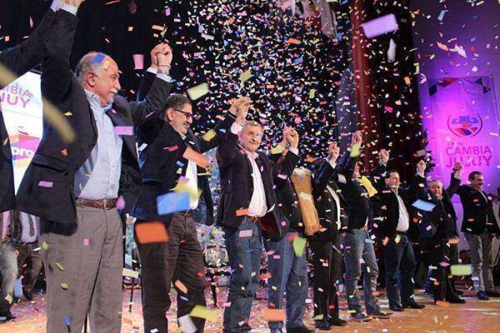Elecciones – la oposición lanzó anoche el Frente Cambia Jujuy