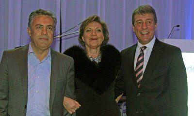 Aderpe: Unidos por Mendoza