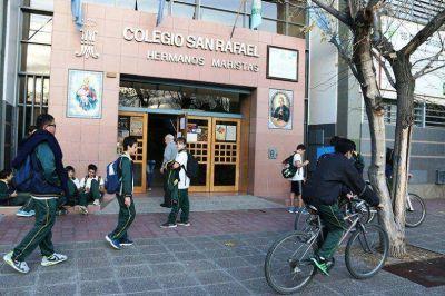 El colegio Maristas nominado a un premio internacional a la excelencia educativa