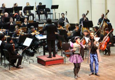 Comenzaron los Conciertos Didácticos de la Orquesta Filarmónica de Mendoza