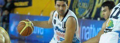 """""""Bahía Basket no me cae"""", dijo el desagradable Leo Gutierrez"""