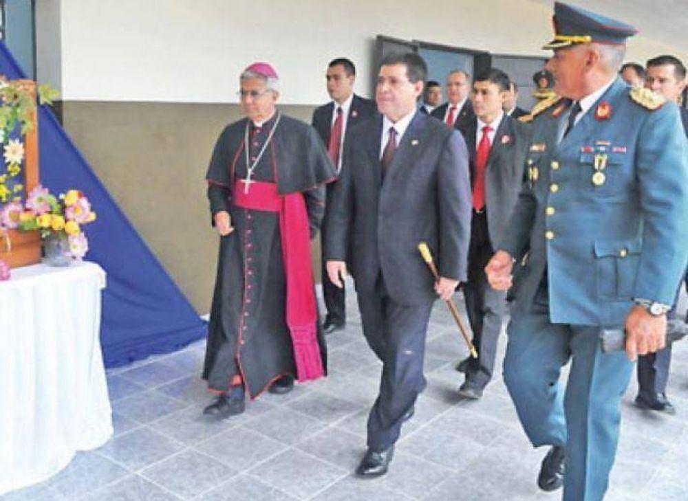 La Iglesia Católica no tiene tiempo para mediar en un diálogo político