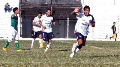 Juventud goleó a San Jorge en Tucumán y se escapa en la punta