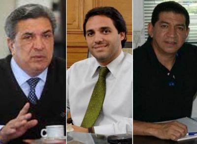 Secco, firme en Ensenada y en Berisso hay tres en la discusi�n