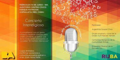 La Red Interreligiosa de Jóvenes de la ciudad de Buenos Aires celebra su primer aniversario
