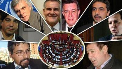 Senadores de la 8ª: la lapicera está en la Rosada