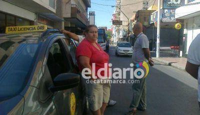 Choferes de Taxis y Remises en estado alerta