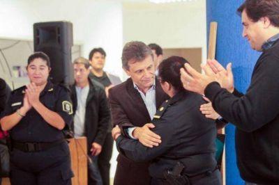 Gustavo Pulti inauguró la Comisaría de la Mujer