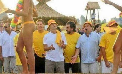 Charlas en la arena: Arena amarilla, Arroyo ruidoso y ¿vuelve Juan?
