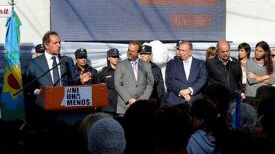 La pol�tica y #NiUnaMenos: los candidatos se cuelgan a la movida contra los femicidios
