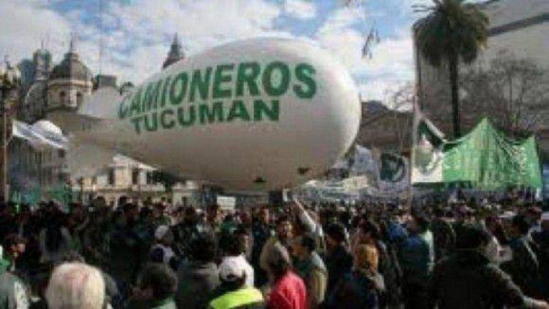 En Tucumán no habrá paro de camioneros