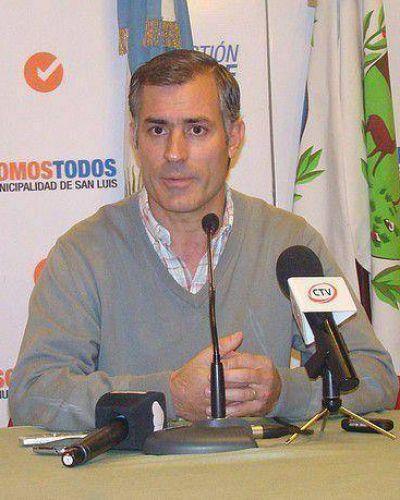 Picco se reunión con la comisión de Obra Pública del Concejo Deliberante