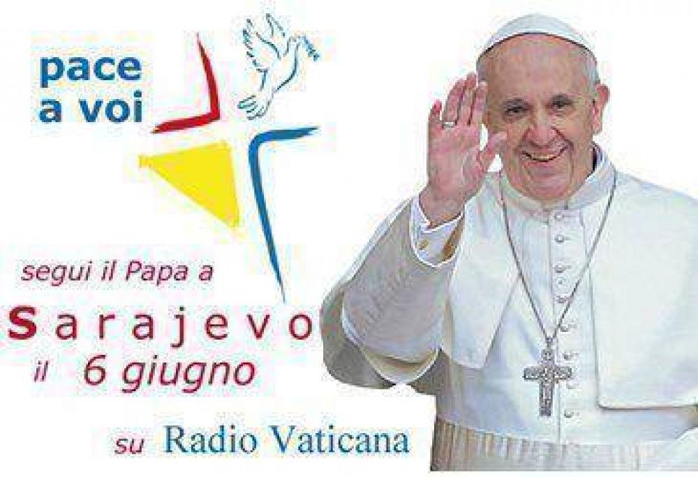 Video mensaje del Papa Francisco con motivo de su viaje apostólico a Sarajevo