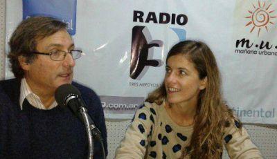 """Elecciones: """"en un principio, vamos a ir juntos con la UCR"""", señaló Rodera"""