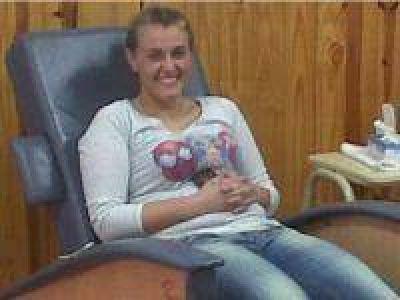 Se realizó la campaña de donación de sangre para medula ósea