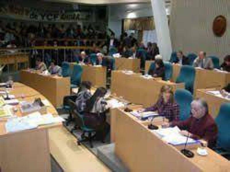 Financiamiento: Hoy sesionan los diputados