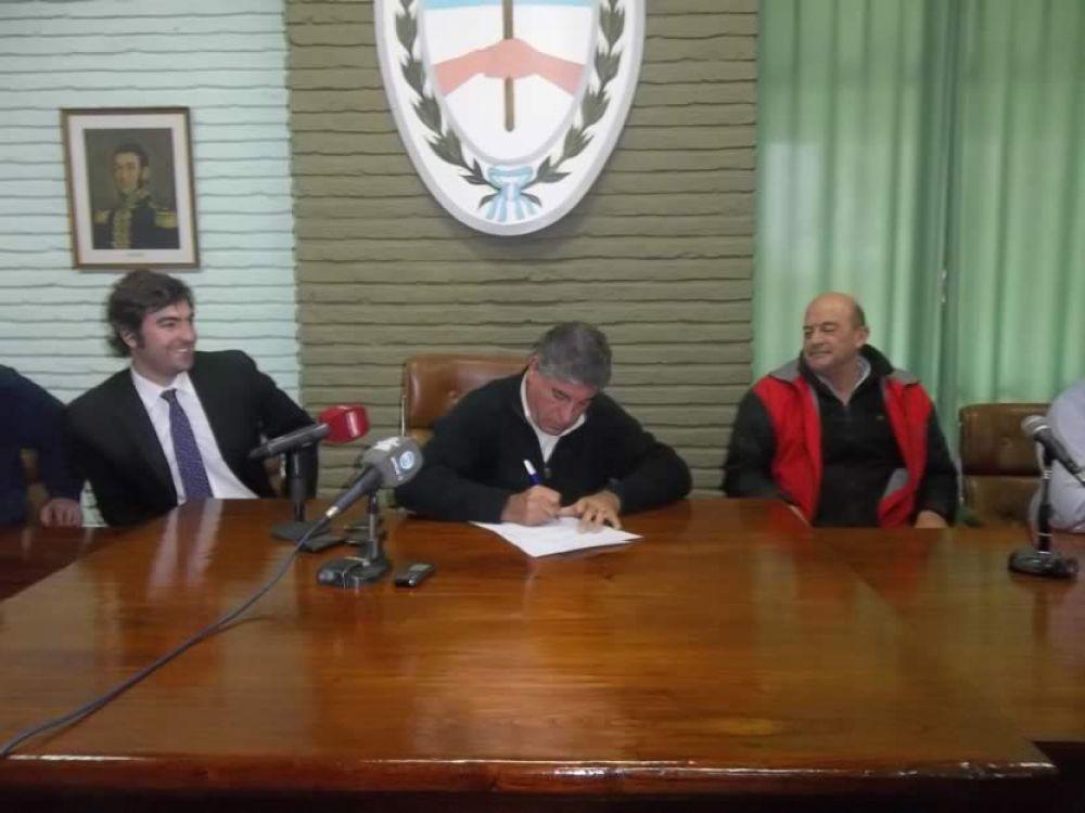 Concejales presentaron un proyecto de presupuesto de 434 millones de pesos