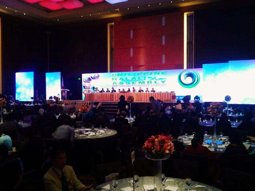 Se inaugura en Manila la Asamblea Halal de Filipinas 2015