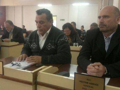 Concejo Deliberante: Rendición de cuentas desaprobada