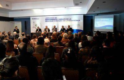 Mera puso en marcha las Jornadas en homenaje a Felipe Varela