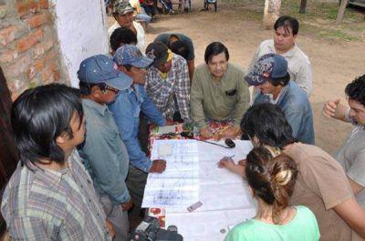 Estiman terminar este año con relevamiento integral de las tierras indígenas en Formosa
