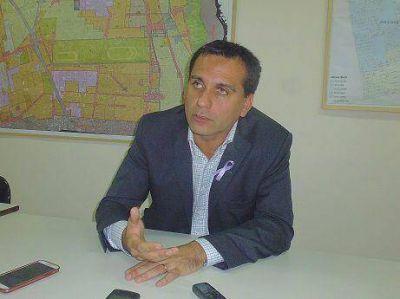 Federico Gelay dejó el Frente Renovador y armó un monobloque