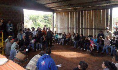 San Pedro: Vecinos lograron compromiso del IPRODHA ante el conflicto de tenencia de tierras