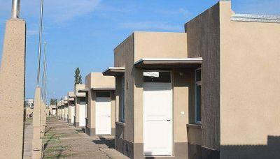 El gobierno provincial inaugurará 40 viviendas más