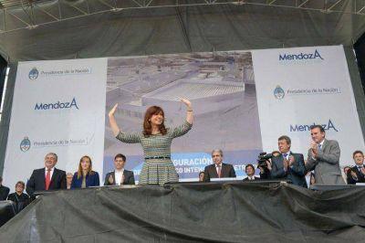 CFK en Mendoza: