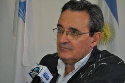 Río Negro está fundida declaró Bautista Mendioroz