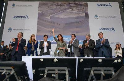 "Cristina Fernández de Kirchner: ""No quiero irme de Mendoza"""