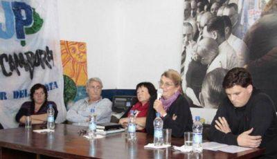 Realizaron charla informativa sobre la causa CNU en el PJ marplatense