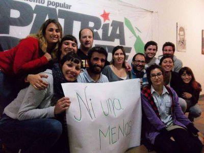 """""""Queremos construir un movimiento político Feminista y Socialista"""""""