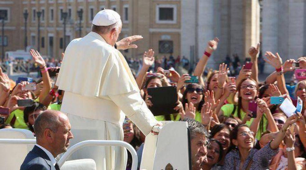 Papa Francisco a jóvenes: No tiren sus vidas, busquen un propósito