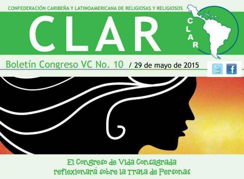Bogotá, 18 a 21 de junio: Congreso de la Vida Consagrada