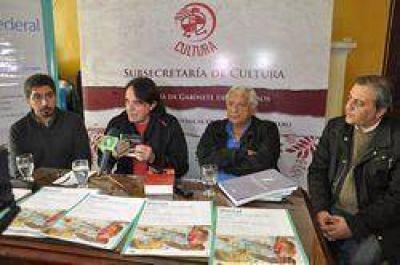 """Presentaron el Concurso Bienal """"Premio Federal"""""""